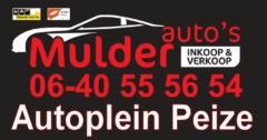 Auto plein Peize ( Mulder auto's )